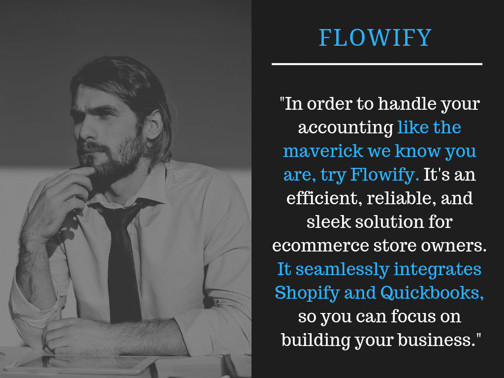 Flowify Automates Shopify Quickbooks Integration