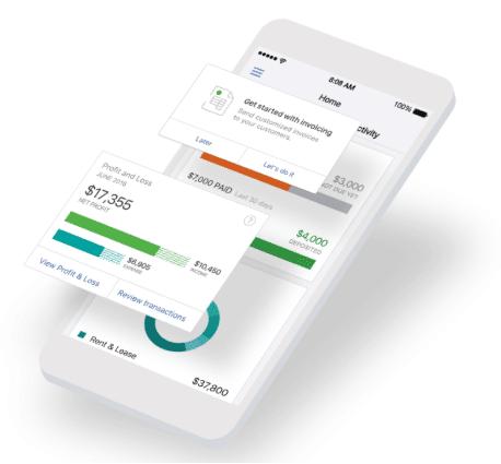 QuickBooks Mobile Shopify